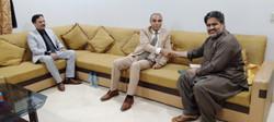 Mr Lala Raheem Parliament Pakistan