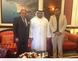 H.H sheikh mohamed bin hamad al sharki crown prince of fujaira