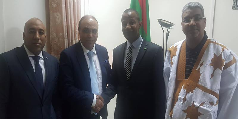 Minister for Youth and Mauritanian Sport