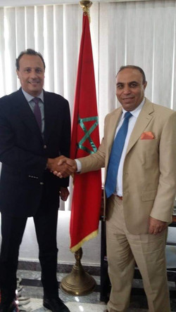 Secretary of State for Youth and Morocca
