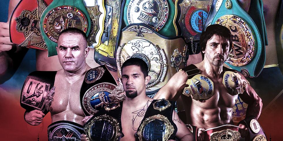 World Champion King Boxing