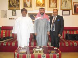 Senator of Santana of Oman