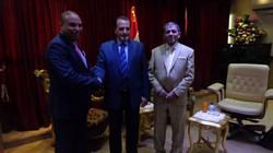 Iraqi Interior Minister