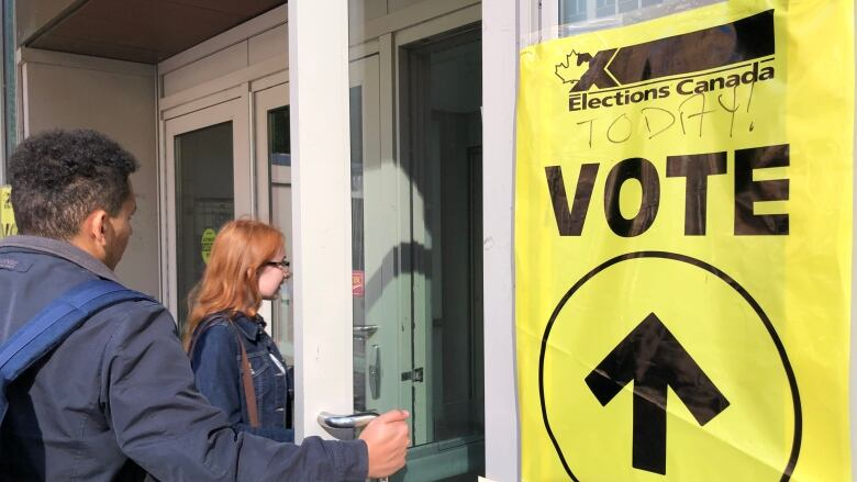 Happiness and Voting Behavior