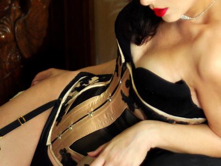 HEBI CORSETS – reinvent the corsets