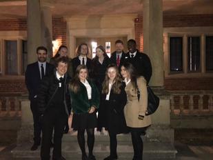 Year 12 visit to Shrewsbury School