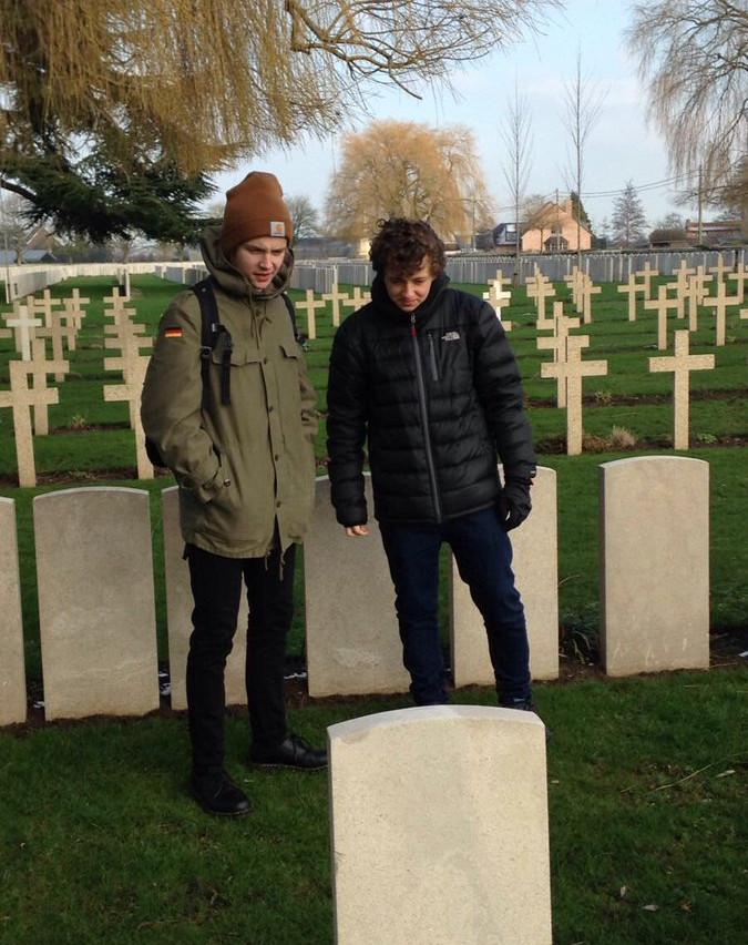 Remembrance Graves