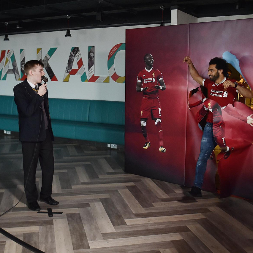 14.03.18 Mohamed Salah Kop Kids 13 (1)