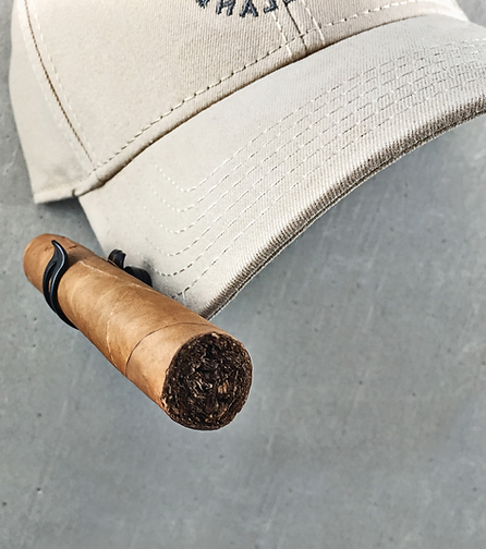 The best magnetic cigar clip, made for the on-the-go cigar enthusiast.