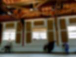 Aimee Dawn Robinson dance workshop dancers in Trace Dance Workshop