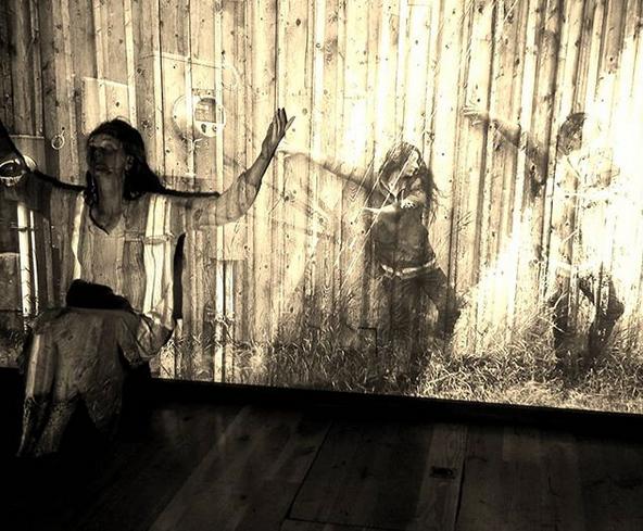 Aimée Dawn Robinson, The Jenni House Waltz