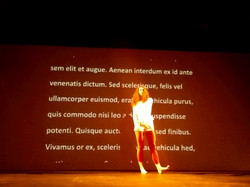 Aimée Dawn Robinson, The Ghost Writing Dance