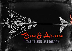 Bow & Arrow Tarot and Astrology-graphic-