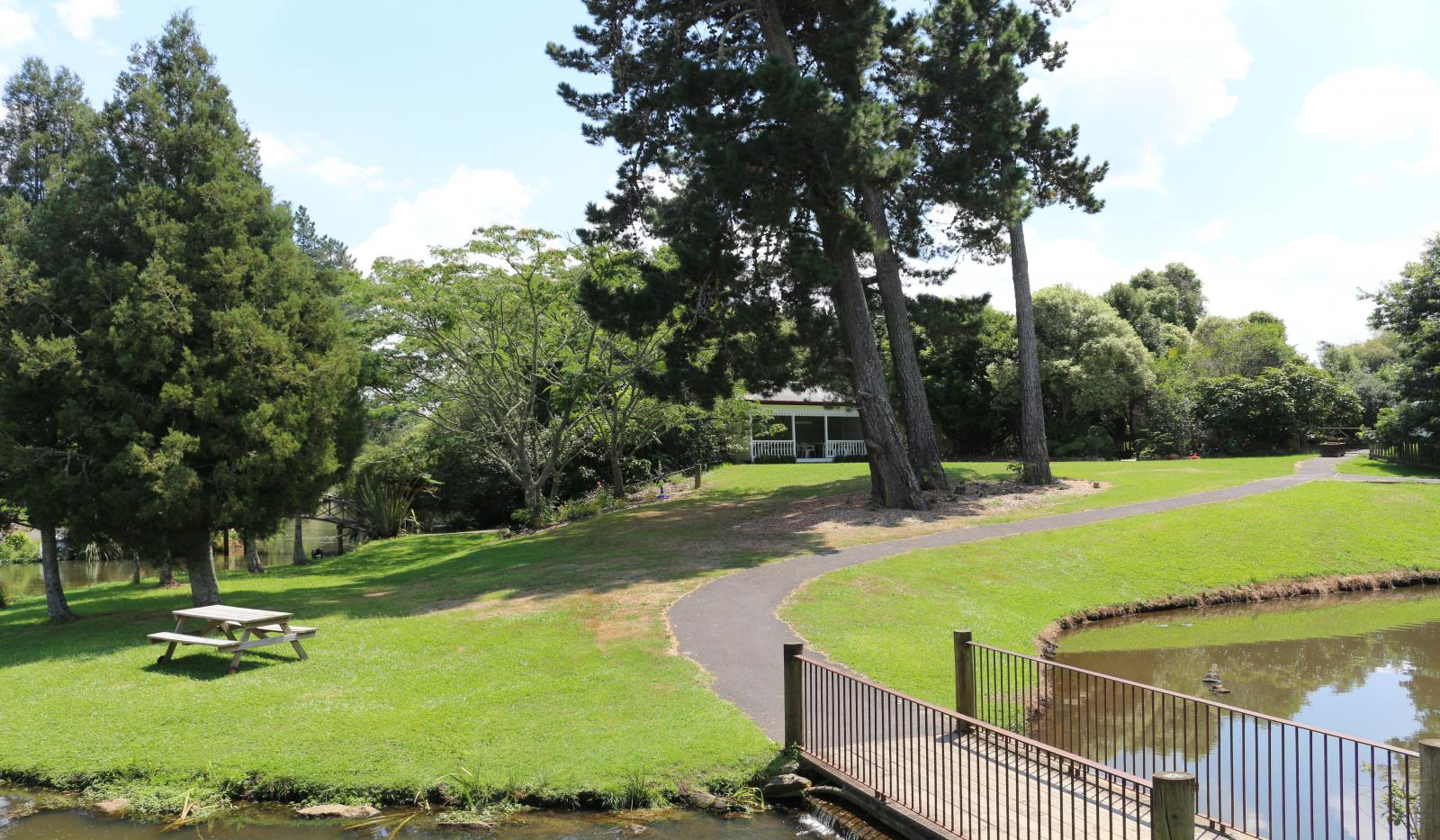 Woodside Estate Grounds