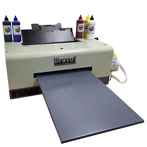 Impresora DTF A3 Bravo!