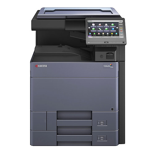Impresora Kyocera Color 12x18 TK 5053ci controldelcolor