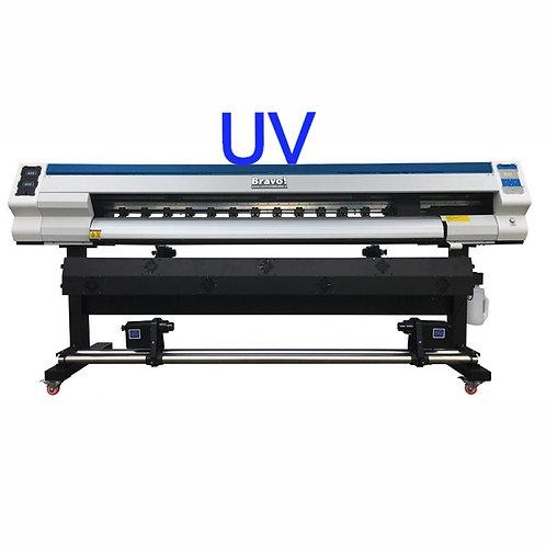 Plotter 180cms UV rollo a rollo  1 Cabezal DX11  12mt2