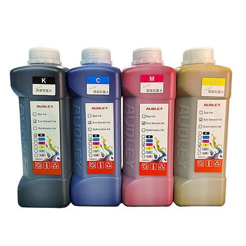 TINTA ECOSOLVENTE AUDLEY 1LT 1000 ml
