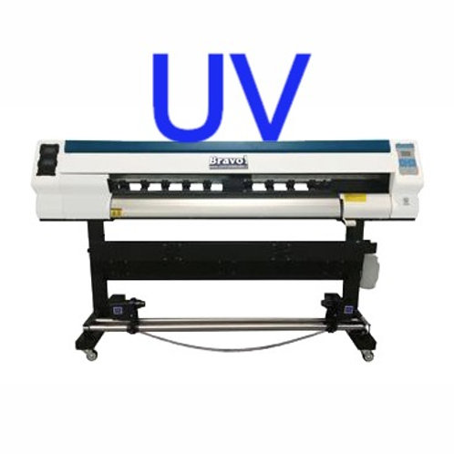 Plotter 120cms UV rollo a rollo  1 Cabezal DX11  12mt2