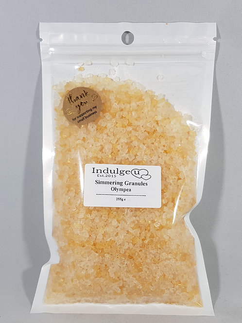 255g Highly Scented Simmering Granules Inspired By Fragrances.