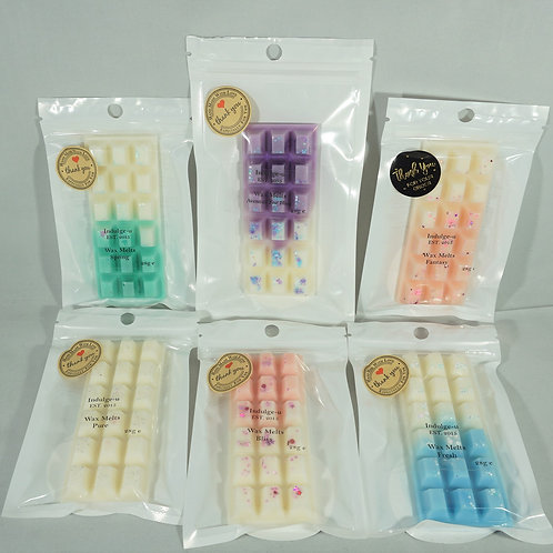 28g Soy Wax Melts Snap Bar Inspired By Fragrances