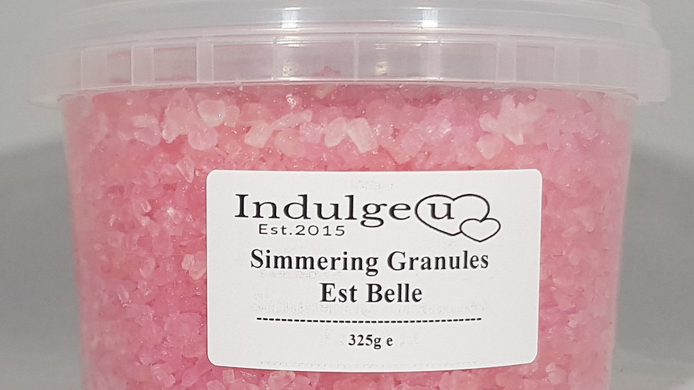 325g Highly Scented Simmering Granules Inspired By Fragrances.