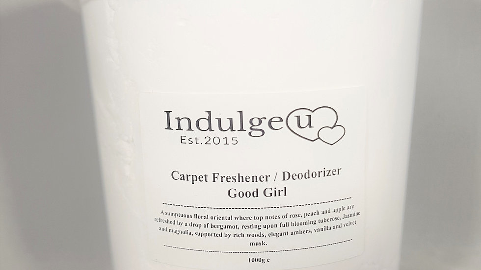 1000g Highly Scented Carpet Freshener / Deodorizer Inspired By Fragrances.