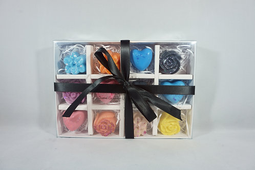 12 Handmade Soy Wax Melts Box Set Inspired By Lenor & Comfort Fragrances
