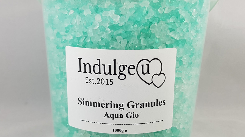 1000g Highly Scented Simmering Granules Inspired By Fragrances.