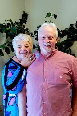 Jim and Debbie