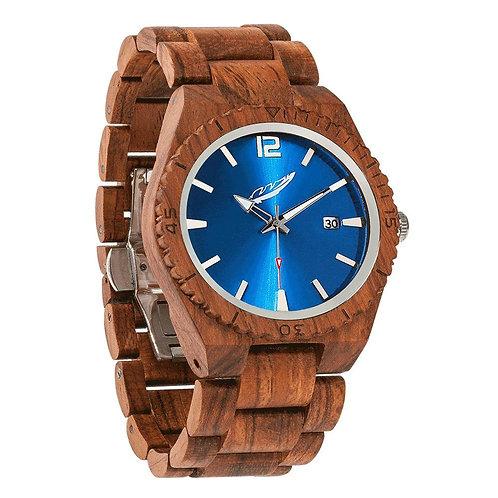 Men's Kosso Wood Watch