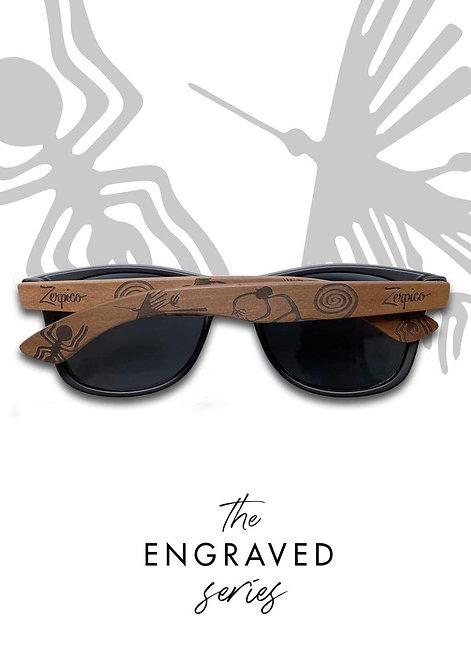 Eyewood Wayfarer  Spec. Ed. - Native