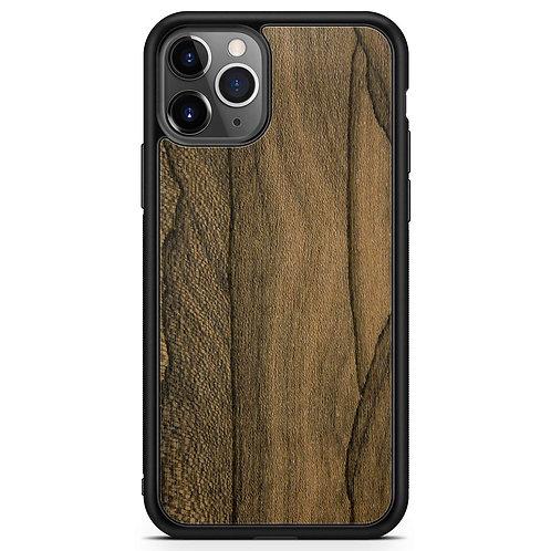 Rare | Coque de Protection en bois Premium - Ziricote (Amerique Centrale)