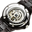 Thumbnail: Men's Genuine Automatic Ebony Wooden Watch