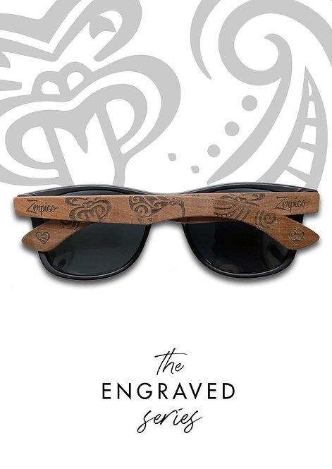 Eyewood Wayfarer  Spec. Ed. - Tribal