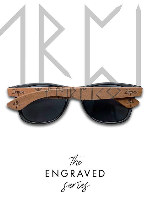 Eyewood Wayfarer  Spec. Ed. - Viking