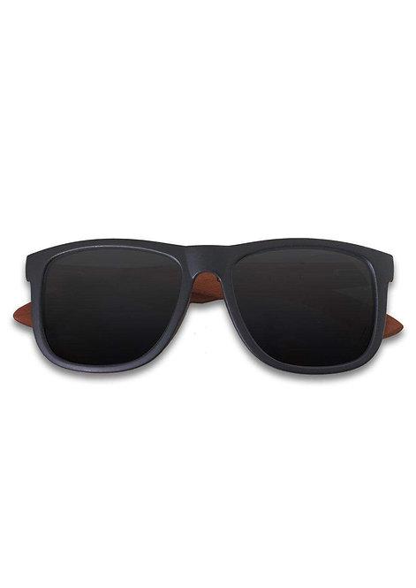 Eyewood Wayfarer - Pitch Black