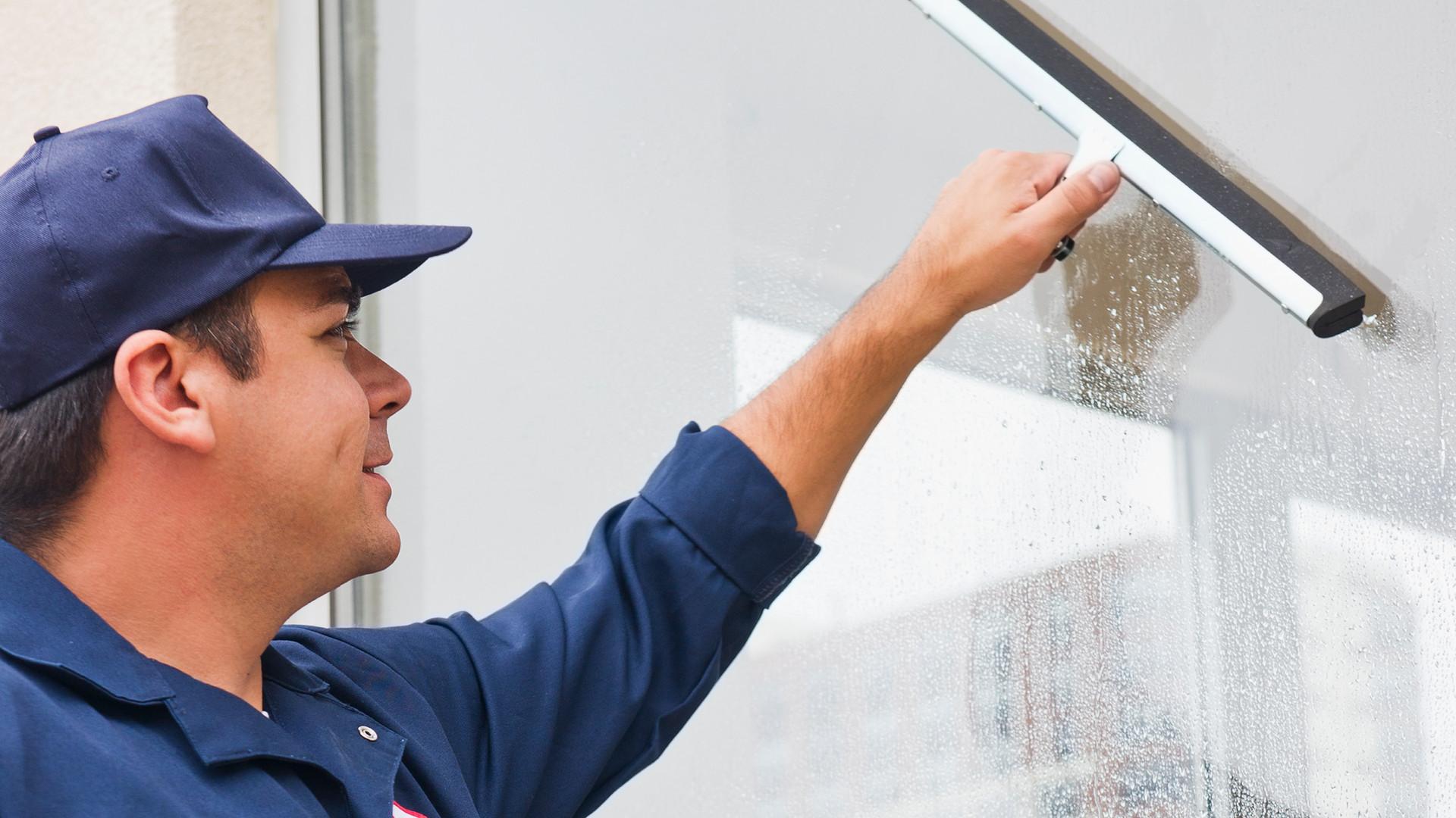 Laveur de vitre