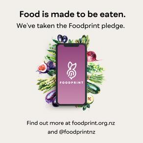 Introducing the Foodprint Pledge