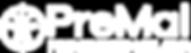 PreMal Logo 10 clear white.png