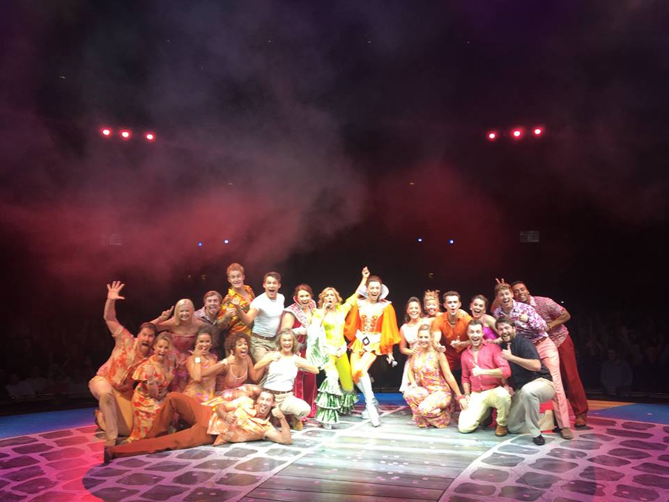 Mamma Mia! UK Tour