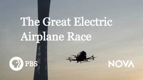 The Great Electric Airplane Race