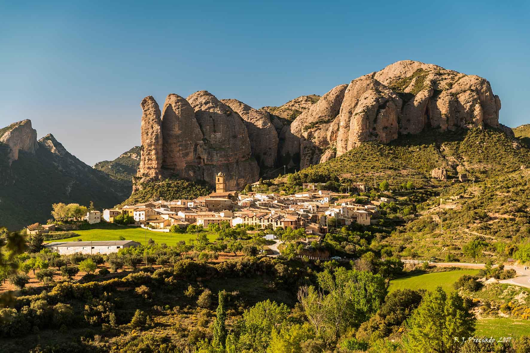 Riglos-Huesca (España)