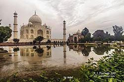 Taj Mahal-Agra (India)