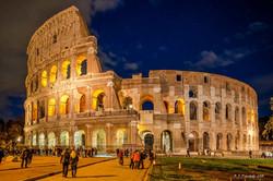 Coliseo-Roma (Italia)