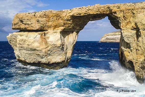 Azure Window (Malta )