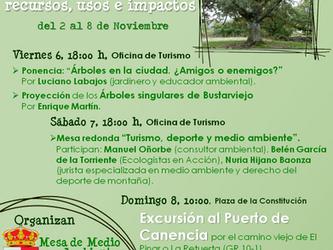 IV Semana del Medio Ambiente en Bustarviejo