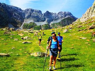 Grandes trasvesías Pirineos