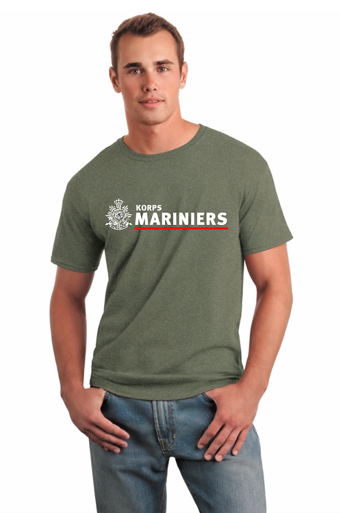Korps Mariniers shirt groen