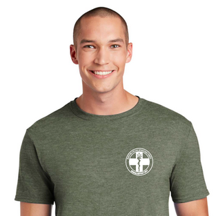 MEDIC SUPPORT GROUP shirt